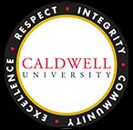 Caldwell University RICE seal