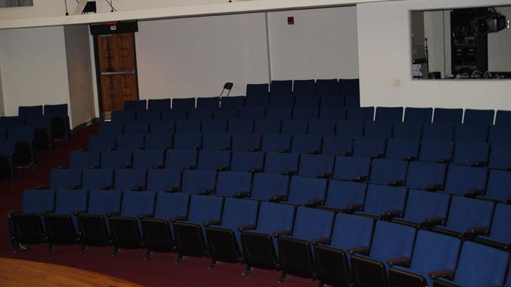 Inside ALumni Theatre Image