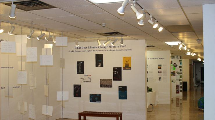 Inside Art Gallery Image