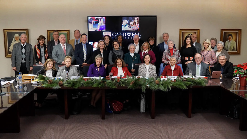 Image of Caldwell University Board of Trustees