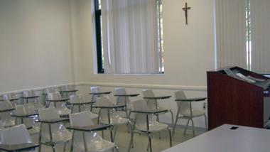 Werner Hall Classroom
