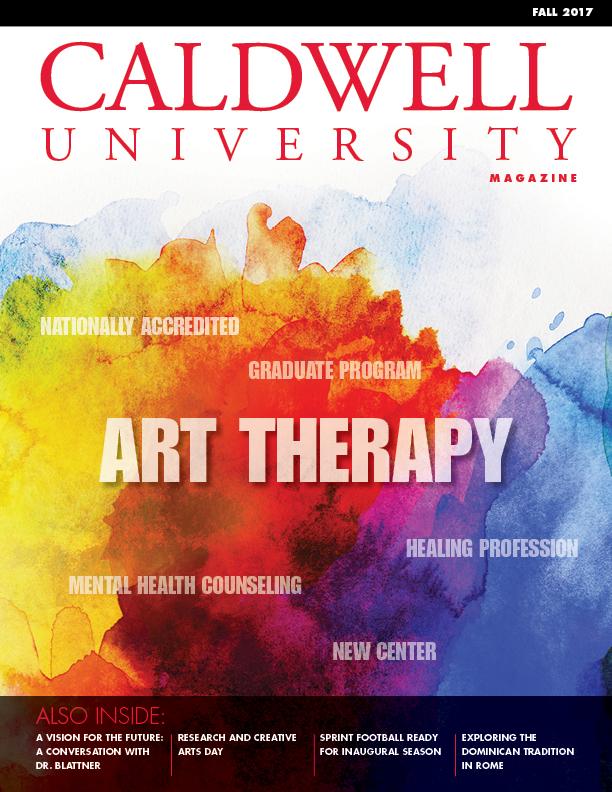 Magazine Caldwell University Fall 2017