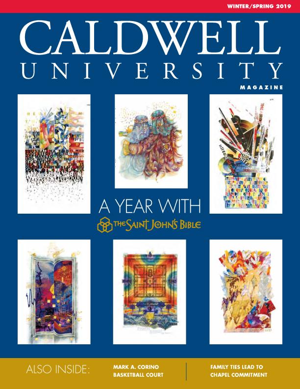 Magazine Caldwell University Spring 2019