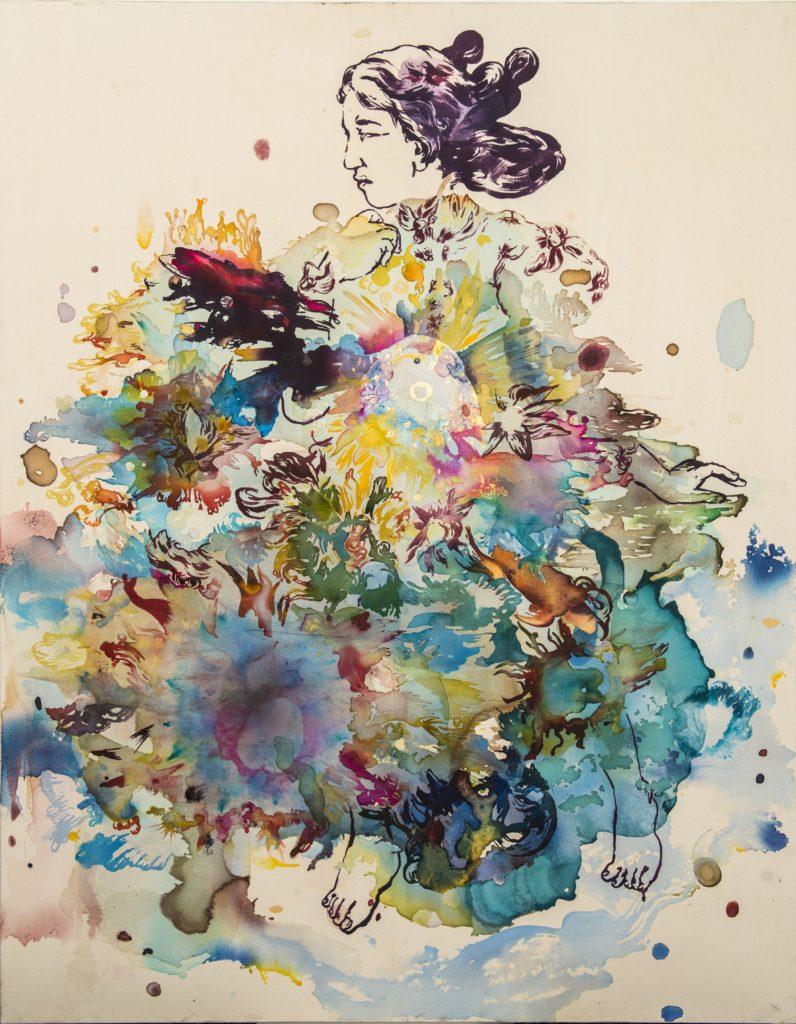 Lowell Boyers: Anticipation (Remembering Klimt)