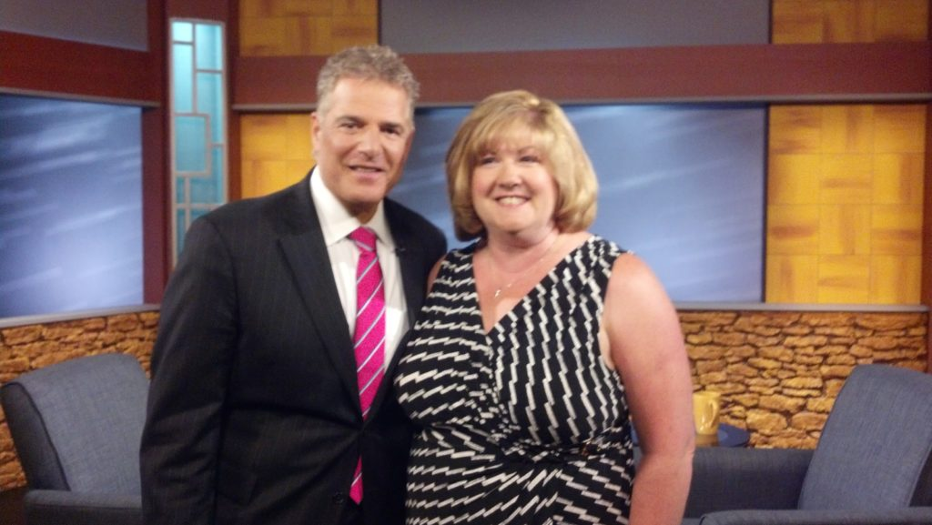 Nursing Department's Kathleen Kelley on One-On-One with Steve Adubato