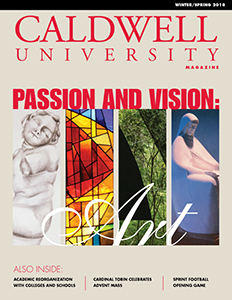 Magazine Caldwell University Spring 2018