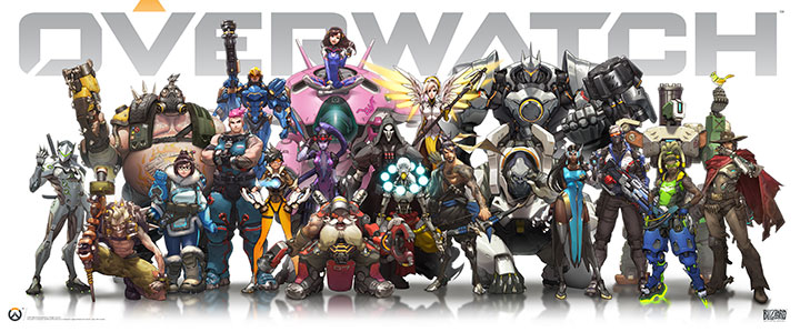 Overwatch Display Picture