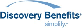 An image of Discovery Benefits Logo