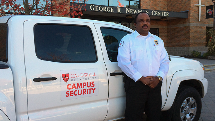 Campus Safety Image