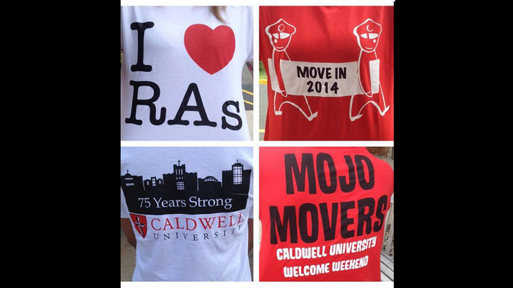 Move In Day T-shirts