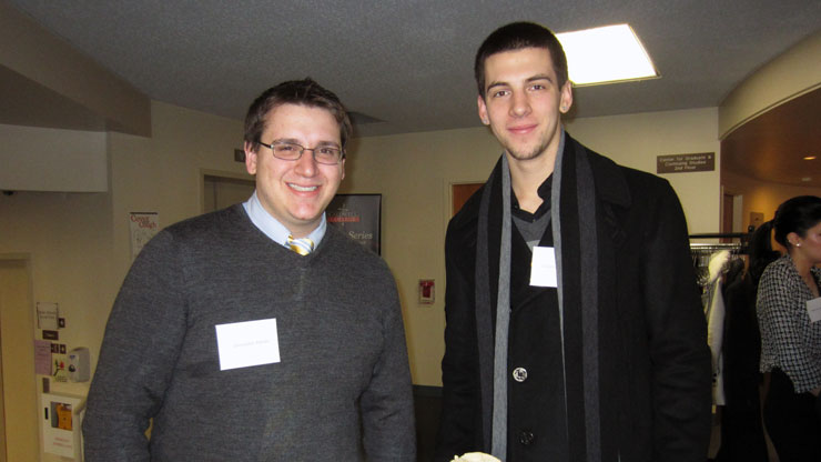 Participants of the Business Advisory Council Joint Case Study Conference