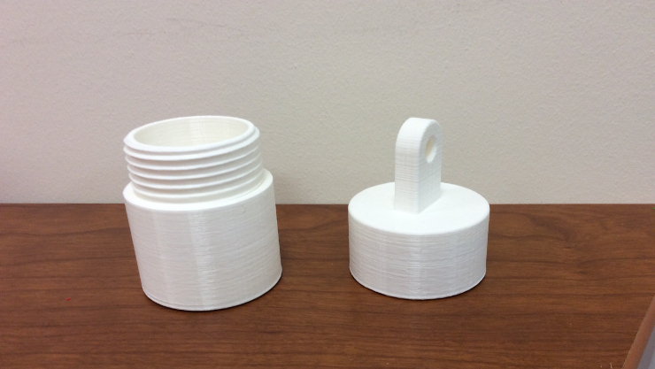 3D Printing Material at Nursing Department