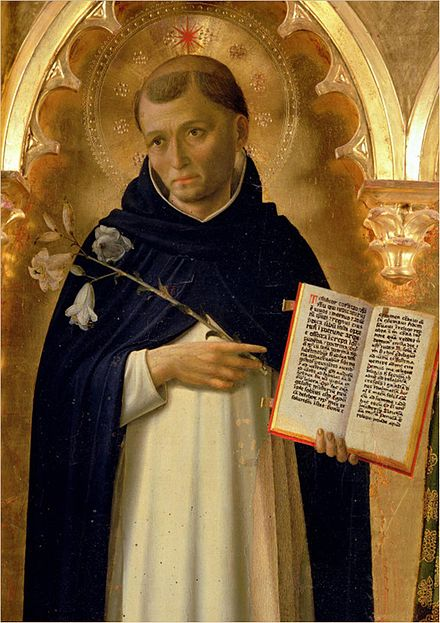 The_Perugia_Altarpiece_Side_Panel_Depicting_St._Dominic