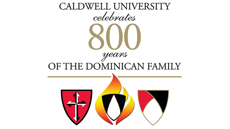 Caldwell University Celebrated 800 years of Dominican Family Flyer