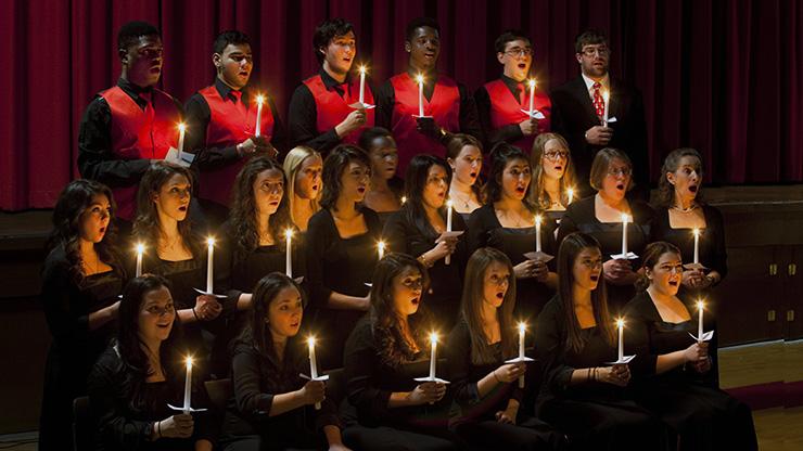 Caldwell-Choir