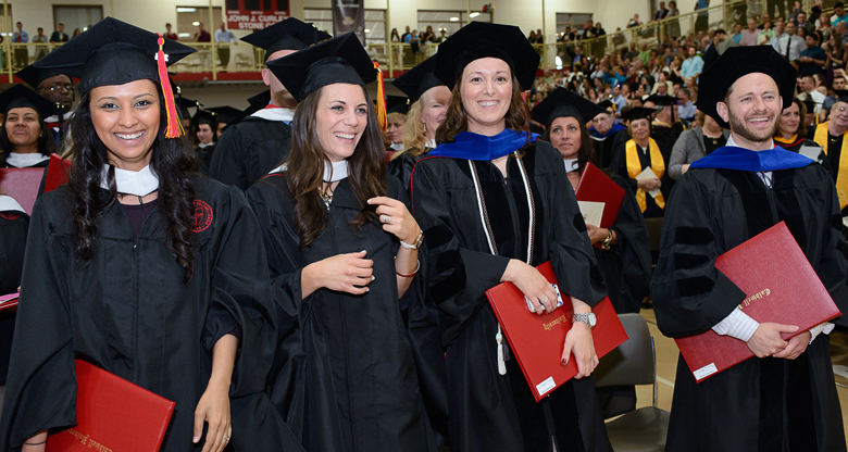 Caldwell University's 72nd Commencement