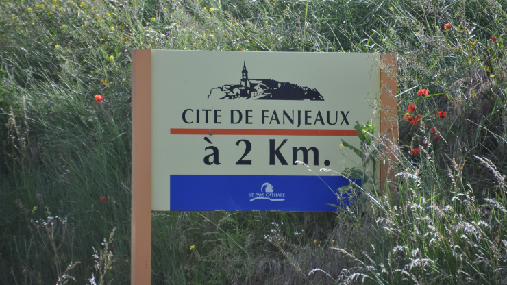 Caldwell Faculty and Students trip to Fanjeaux