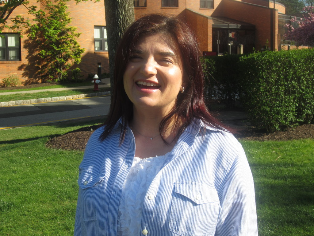 Gulay Maffia a resident of Vernon, N.J., and a survivor of 9/11, will deliver a commencement speech at Caldwell University on May 11. Maffia is receiving her master's degree in special education, learning disabilities teacher consultant.