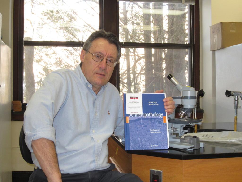 Caldwell University Biology Professor Eduardo A. Zappi, Ph.D.