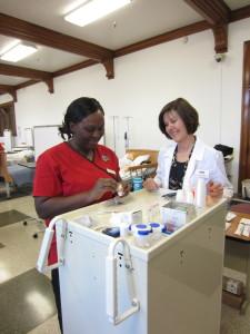 Nursing Skills and Simulation Laboratories at Caldwell University