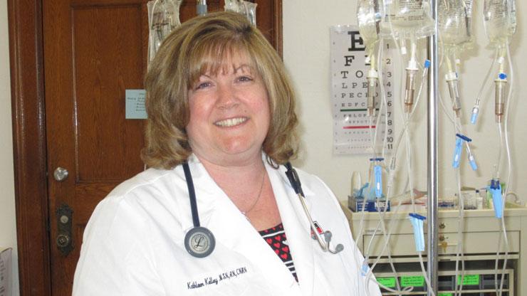 Kathie Kelley