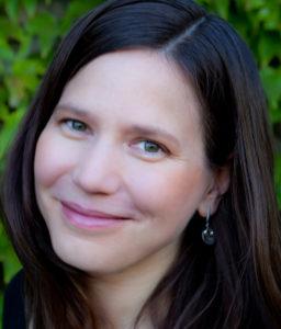 Poet Mary Szybist