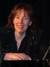 Pianist Nan Childress Orchard