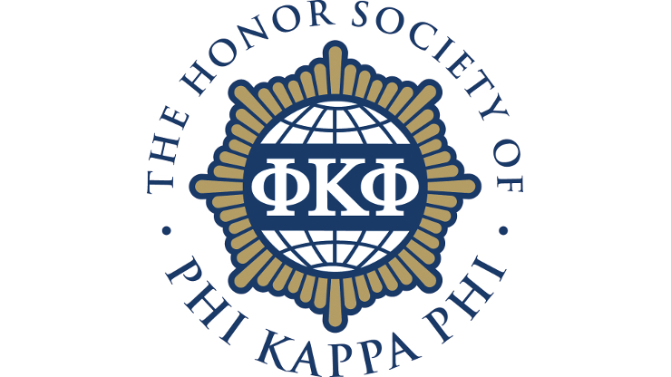 The Honors Soceity of Phi Kappa Phi
