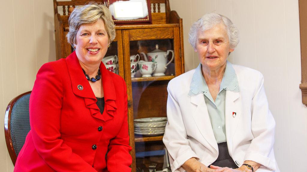 Remembering Sister Vivien Jennings