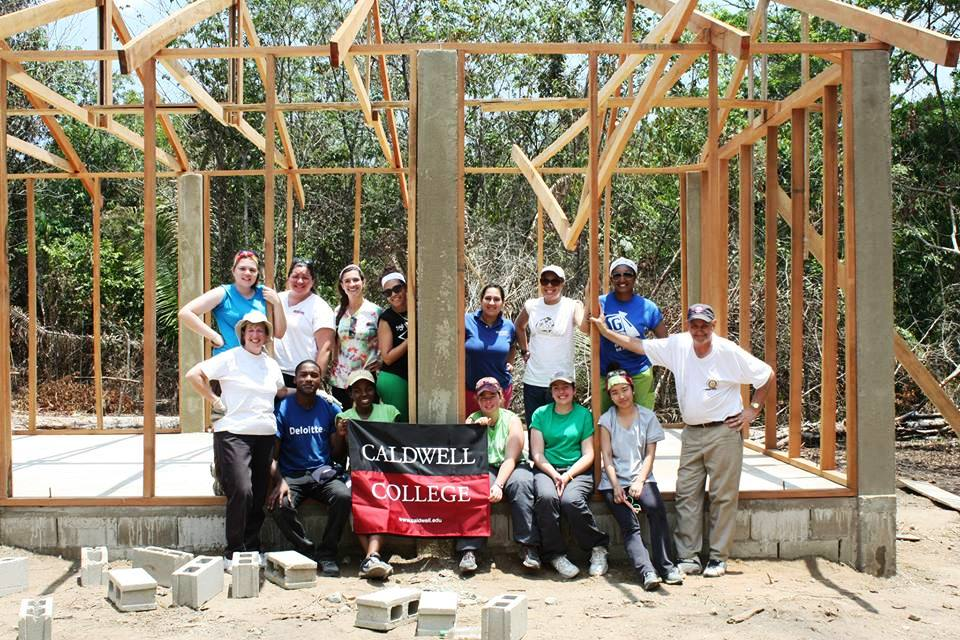 Building a Church and Friendships in Belize