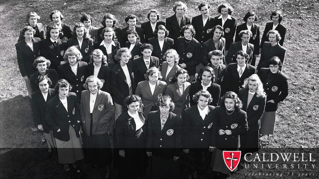 Students of Class 1952