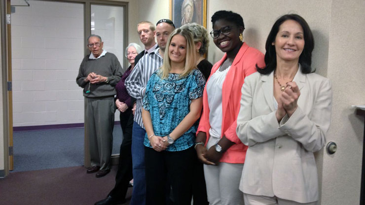 Students Inducted into Counseling Honor Society