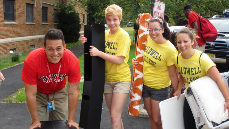 Caldwell University Welcomes Its Largest Freshmen Class Ever!