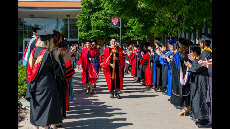 75th Annual Commencement
