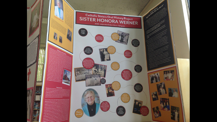 A Poster about Sister History