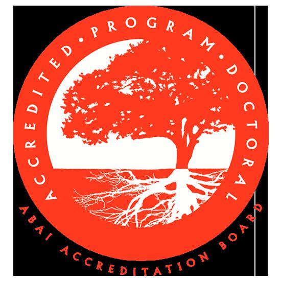 ABAI Accreditation Doctoral logo