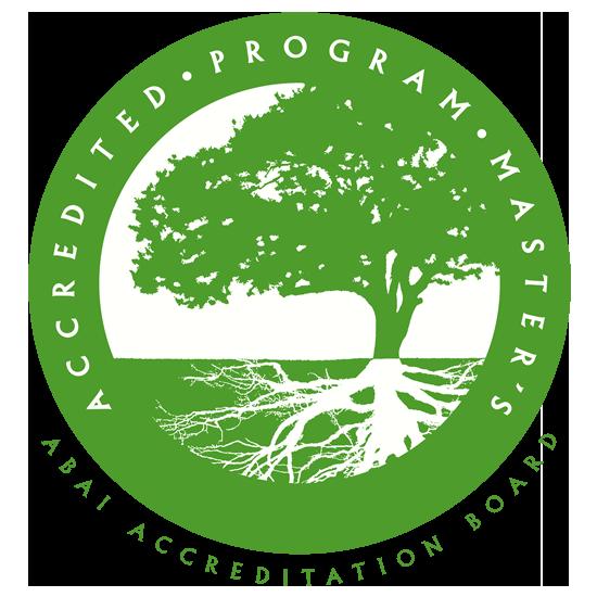 ABAI Masters Accreditation Logo