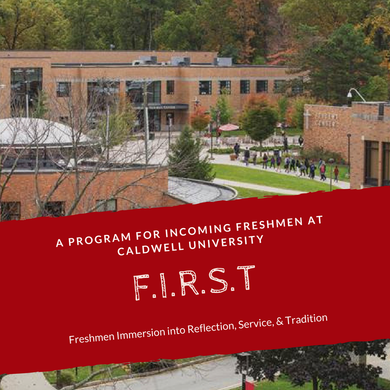 Program for Incoming Freshmen Flyer