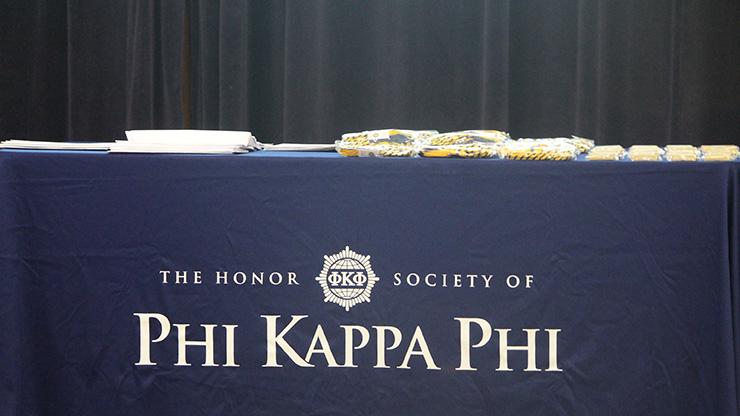 Phi Kappa Phi Banner