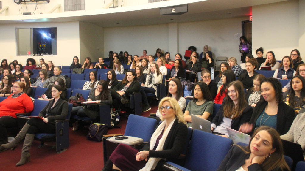 Participants at Advances in Applied Behavior Analysis Conference