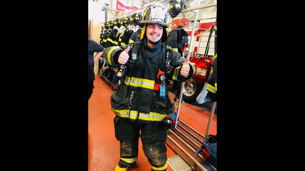 Caldwell Fire Department Firefighter