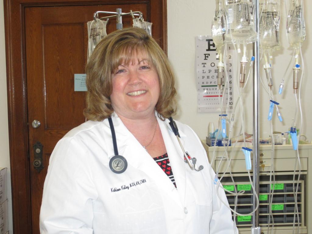 An image of Kathie Kelley