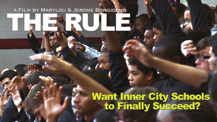 The Rule Documentary Flyer