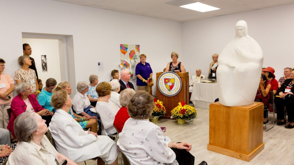 New Mueller Gallery Celebrates Foundress Of CU's Art Department