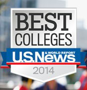 Best Colleges - US News Badge
