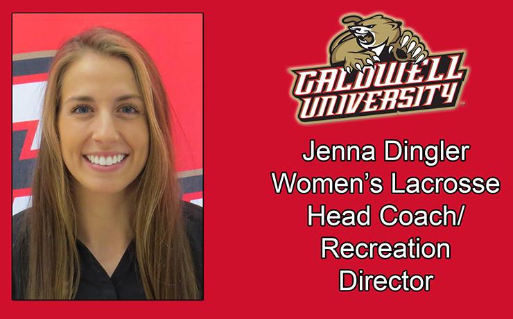 Jenna DIngler - Wome's Lacrosse Head Coach / Recreation Director