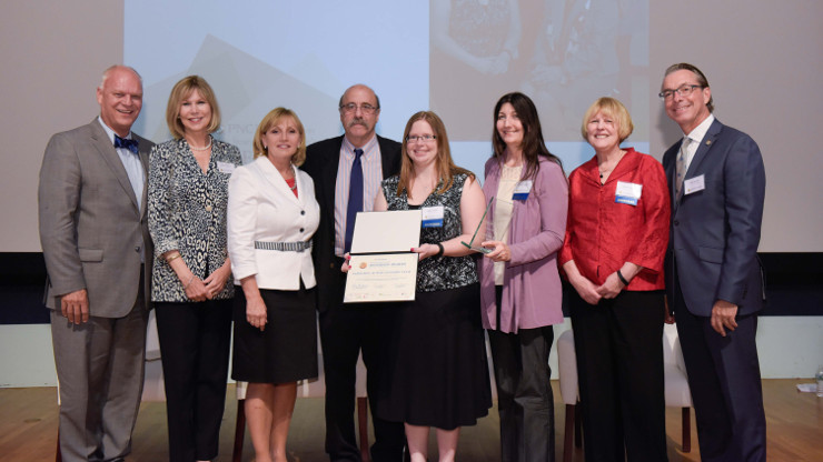 Applied behavior analysis faculty and students honored with NJ State Governor's Jefferson Award