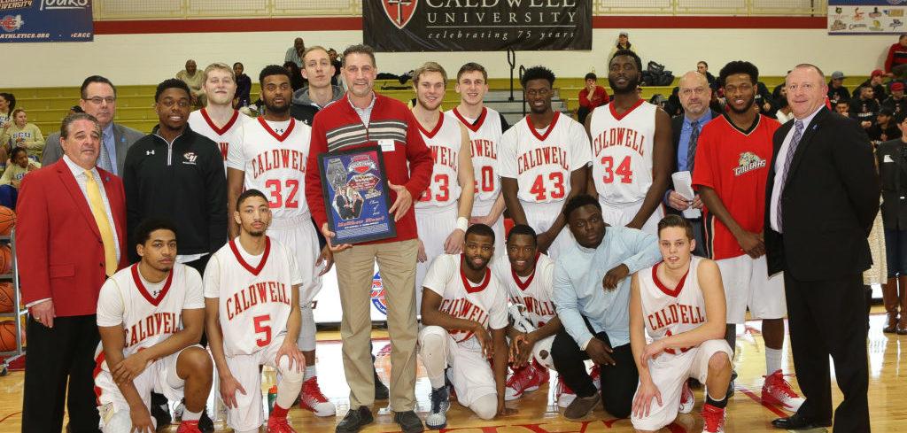 Caldwell University Men's basketball team