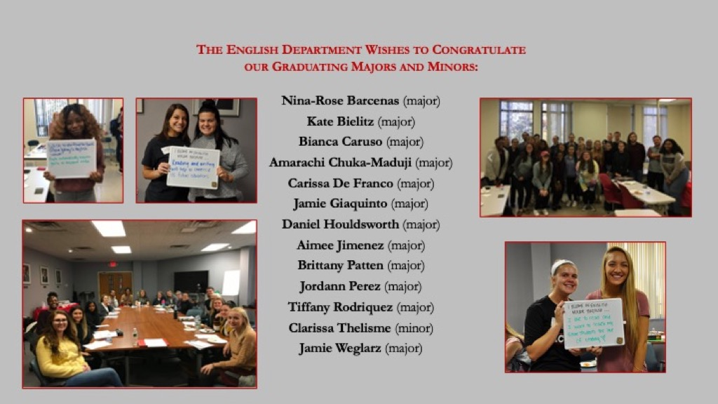 Faculty Tributes English