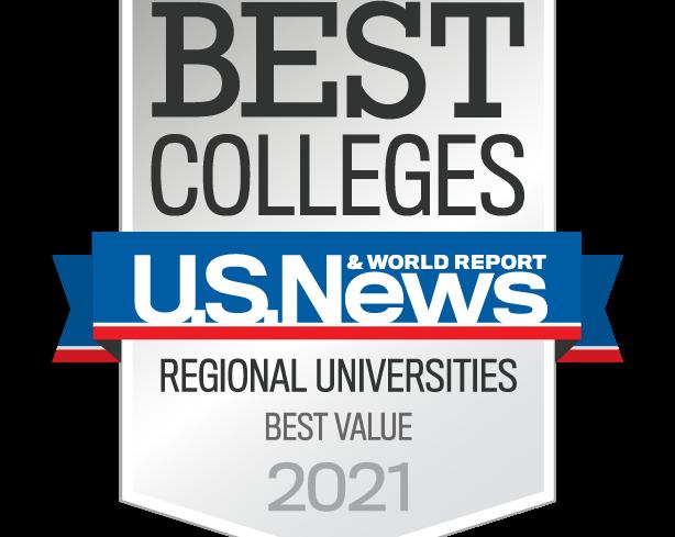 US news Best Colleges (Best Value 2021) Logo